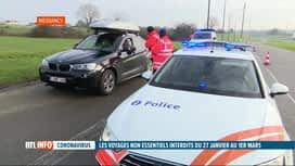 RTL INFO 19H : Les voyages essentiels restent autorisés, mais sous strictes condit...