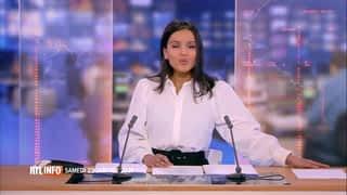 RTL INFO 19H : RTL INFO 19 heures (23/01/21)
