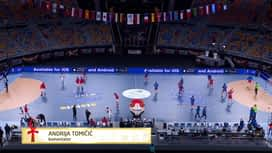 Svjetsko prvenstvo u rukometu 2021. - SKUPINA 4 : BLR - MKD / Bjelorusija - Sjeverna Makedonija - 2. poluvrijeme