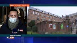 RTL INFO 19H : Coronavirus: cours supendus au collège Saint-Michel après des cas...