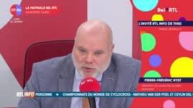 La matinale Bel RTL : Pierre-Frédéric Nyst (25/01)