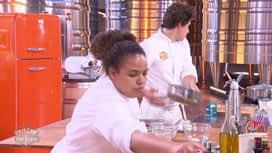 Objectif Top Chef : Simon - Quentin - Safia - Isabelle