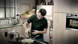 Loïc, fou de cuisine : Carbonade, frites, mayo, bière