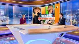 RTL INFO 13H : Coronavirus: le point sur les écoles et les voyages avec Amélie Sch...