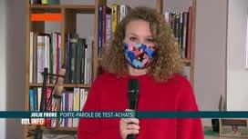 RTL INFO 13H : Coronavirus: le point avec Julie Frère sur les annulations de voyages