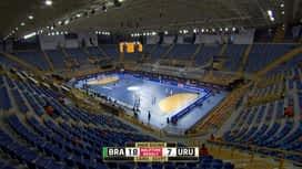 Svjetsko prvenstvo u rukometu 2021. - SKUPINA 1 : BRA - URU / Brazil - Urugvaj - 2. poluvrijeme