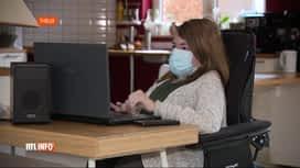 RTL INFO 19H : Rencontre avec une personne à risque qui ne sera pas vaccinée avant...