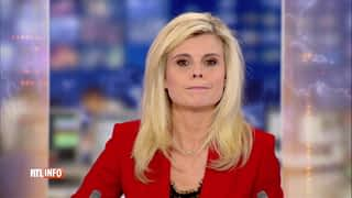 RTL INFO 19H : RTL INFO 19 heures (25/01/21)