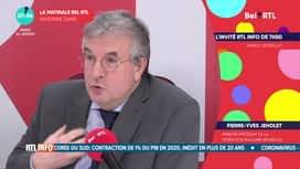 L'invité de 7h50 : Pierre-Yves Jeholet (26/01)