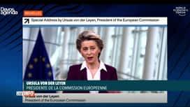 RTL INFO 13H : Coronavirus: pour Ursula von der Leyen, les fabriquants de vaccins ...