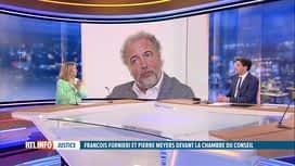 RTL INFO 13H : Affaire Nethys: que faisait François Fornieri chez Nethys ?