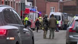 RTL INFO 19H : Un fort Chabrol a eu lieu cet après-midi à Dampremy