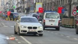 RTL INFO 19H : L'insécurité dans un quartier bruxellois mobilise les riverains