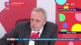 L'invité de 7h50 : Hervé Jamar