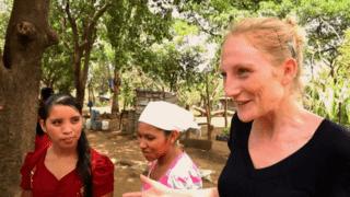 Sensibilisation au Nicaragua