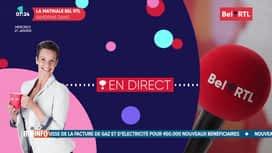 La matinale Bel RTL : Emission du 27 janvier
