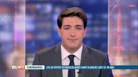 RTL INFO 13H : Plus de liberté pour les ados mais MOINS pour les petits: une bonne...