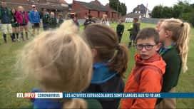 RTL INFO 19H : Coronavirus: les jeunes pourront pratiquer une activité extrascolaire