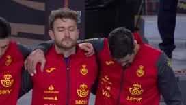 Svjetsko prvenstvo u rukometu 2021. - POLUFINALE : SPA - DEN / Španjolska - Danska - 1. poluvrijeme