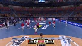 Svjetsko prvenstvo u rukometu 2021. - POLUFINALE : SPA - DEN / Španjolska - Danska - 2. poluvrijeme