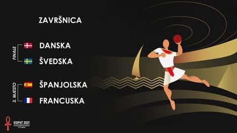 Svjetsko prvenstvo u rukometu 2021. - ZAVRŠNICA en replay