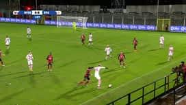 Croky Cup : 03/02 : RFC Seraing - Standard : 1ère mi-temps