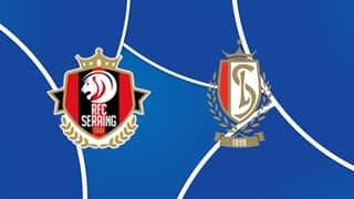 Croky Cup : 03/02 : RFC Seraing - Standard (16ème de finale)