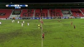 Croky Cup : 03/02 : RFC Seraing - Standard : 2ème mi-temps