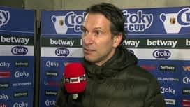 Croky Cup : 03/02 : Drazen Brncic (RFC Liège)