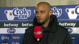 Croky Cup : 03/02 : Vincent Kompany (Anderlecht)