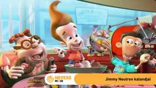 Jimmy Neutron kalandjai