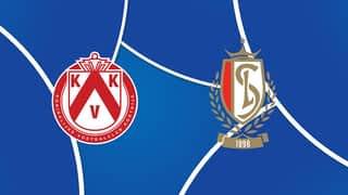Croky Cup : 09/02 : Courtrai - Standard (8ème de finale)