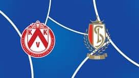 Croky Cup : 09/02 : Courtrai - Standard (Les buts)