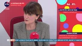 L'invité de 7h50 : Valerie De Bue (10/02)