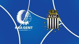 Croky Cup : 11/02 : La Gantoise - Charleroi (8ème de finale)