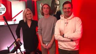 Ben Mazué dans le Double Expresso RTL2 (12/02/21)