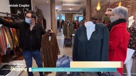Les reines du shopping : Sabrina et Eric