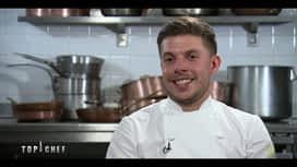 Top Chef : Matthias,  le propriétaire de son restaurant