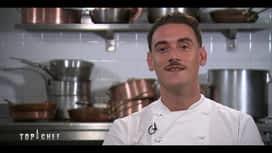 Top Chef : Arnaud, le rouleau compresseur du goût