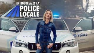 En route avec la police locale