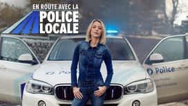 En route avec la police locale en replay