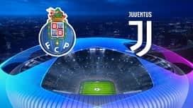 Champions League : 17/02 : FC Porto - Juventus