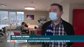 RTL INFO 19H : Coronavirus: vers un déconfinement des maisons de repos?