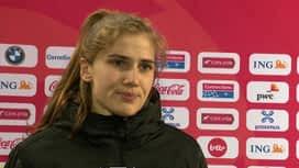 Red Flames : 18/02 : Marie Minnaert ( BELGIQUE - PAYS-BAS)