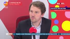 L'invité de 7h50 : Gilles Vanden Burre (19/02)