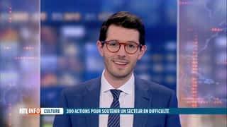 RTL INFO 19H : RTL INFO 19 heures (20/02/21)