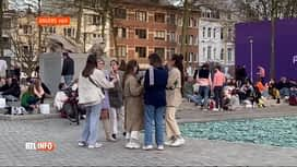 RTL INFO 19H : Coronavirus: une fête clandestine organisée en plein air à Anvers