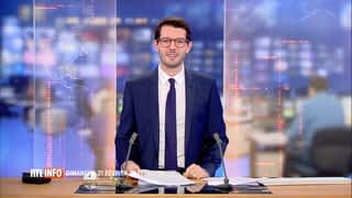 RTL INFO 19H : RTL INFO 19 heures (21/02/21)