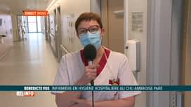 RTL INFO 13H : Coronavirus: lancement d'une campagne sur l'hygiène des mains