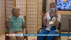 RTL INFO 19H : Coronavirus: assouplissements annoncés dans certaines maisons de repos